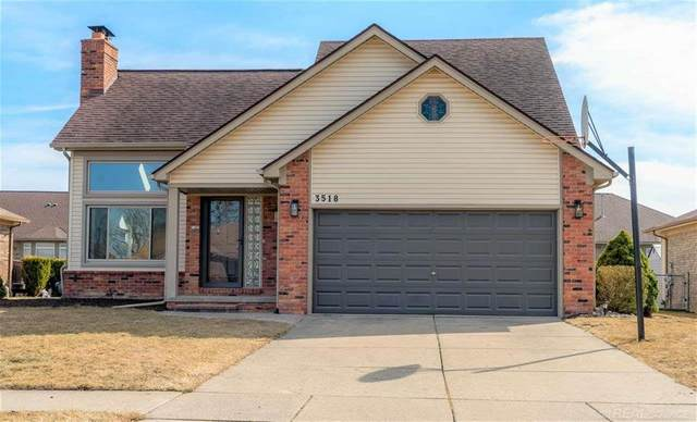 3518 Yardly, Sterling Heights, MI 48310 (#58050040770) :: Real Estate For A CAUSE
