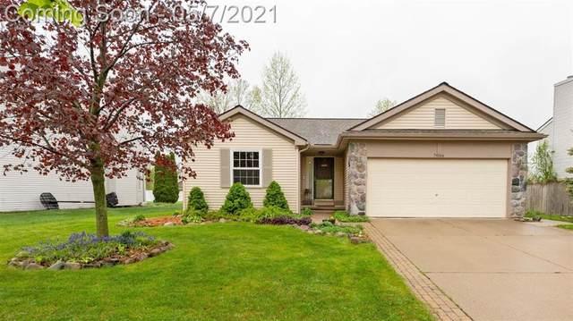 7066 Streamwood Drive, Ypsilanti, MI 48197 (#543280679) :: Real Estate For A CAUSE