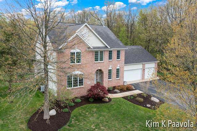 5935 Pheasant View Drive NE, Cannon Twp, MI 49301 (#65021015455) :: Real Estate For A CAUSE