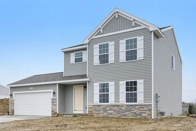 468 Golfside Drive, Lapeer, MI 48446 (#2210032140) :: Real Estate For A CAUSE