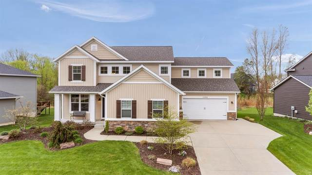 1392 Copperfield Street SW, Byron Twp, MI 49315 (#65021015496) :: Real Estate For A CAUSE
