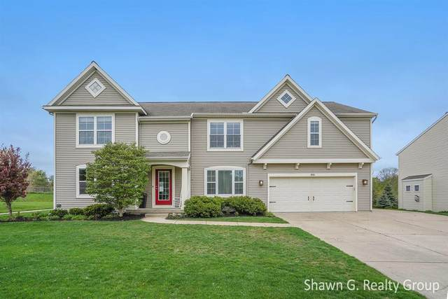 8153 Oldfield Court SE, Gaines Twp, MI 49315 (#65021015498) :: Real Estate For A CAUSE