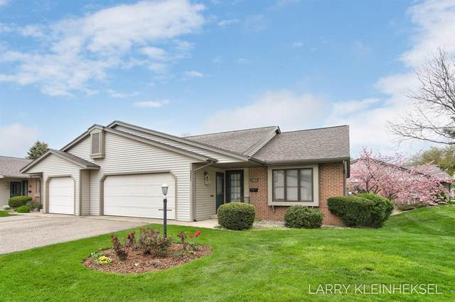284 Harvest Lane, Holland, MI 49423 (#71021015494) :: Real Estate For A CAUSE