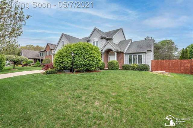 8352 Waterford Drive, Bedford Twp, MI 48144 (#57050040806) :: Real Estate For A CAUSE