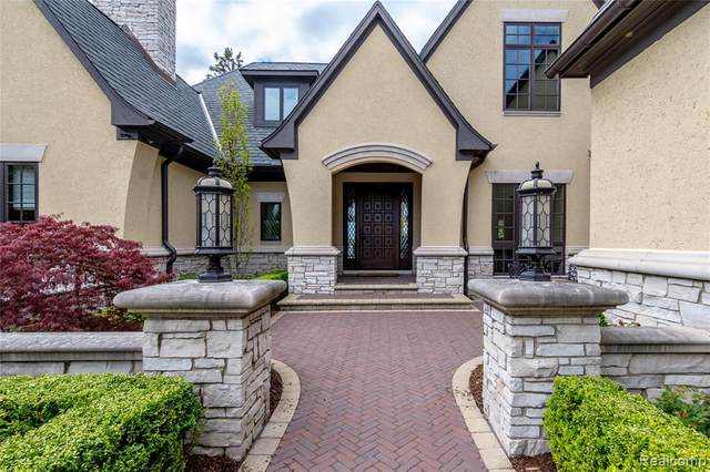 2950 Middlebelt Road, West Bloomfield Twp, MI 48323 (#2210032189) :: Real Estate For A CAUSE
