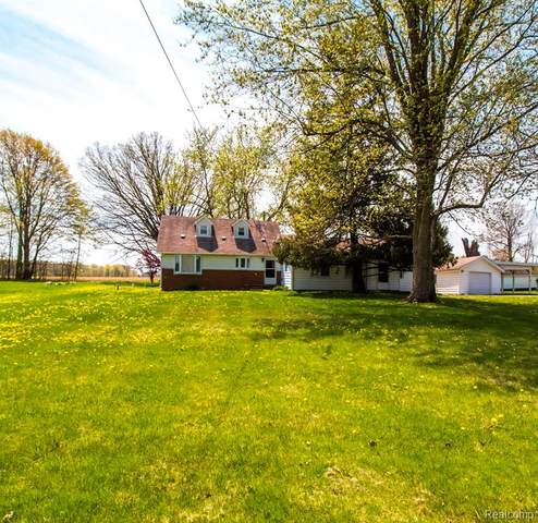 5260 Bowers Road, Attica Twp, MI 48412 (#2210032203) :: RE/MAX Nexus
