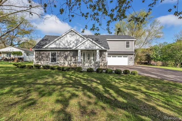 6415 Sunnydale Road, Independence Twp, MI 48346 (#2210032210) :: Real Estate For A CAUSE