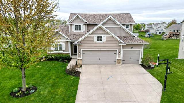 1925 Conifer Ridge Drive SW, Byron Twp, MI 49315 (#65021015523) :: Real Estate For A CAUSE