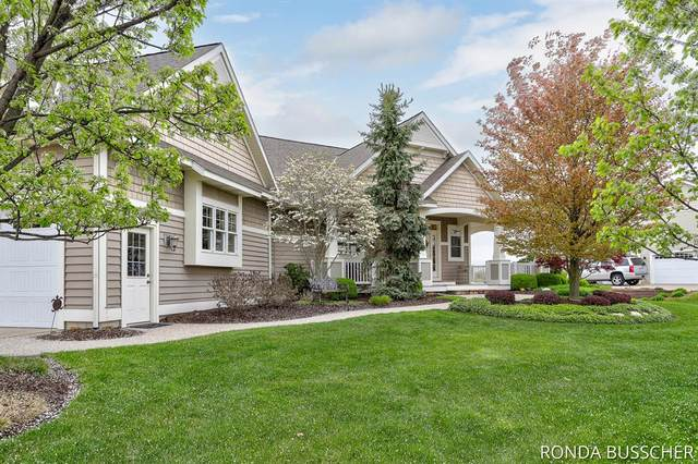 14251 Georgian Bay Drive, Holland Twp, MI 49424 (#71021015525) :: Real Estate For A CAUSE