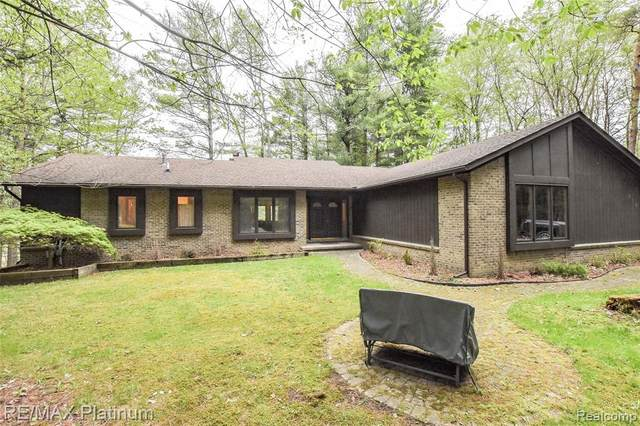 716 W Davis Road, Marion Twp, MI 48843 (#2210032236) :: Real Estate For A CAUSE