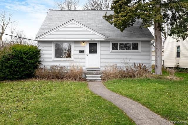 3403 Woodland Avenue, Royal Oak, MI 48073 (#2210032247) :: Real Estate For A CAUSE