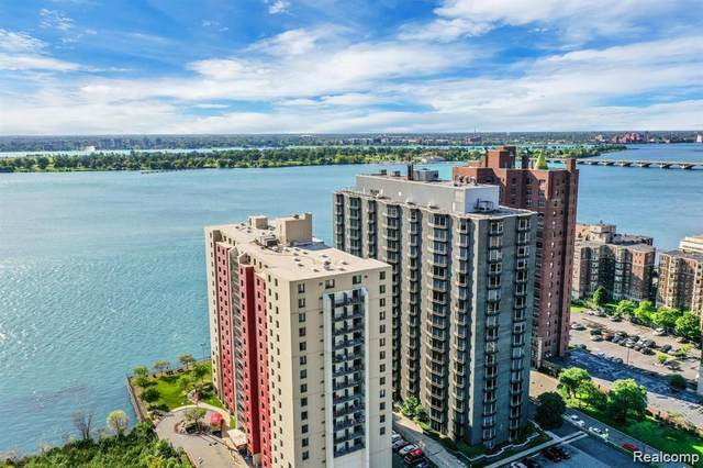 8200 Jefferson Avenue #102, Detroit, MI 48214 (#2210032271) :: RE/MAX Nexus