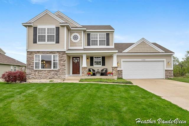4256 Springside Drive, Jamestown Twp, MI 49426 (#65021015561) :: Novak & Associates