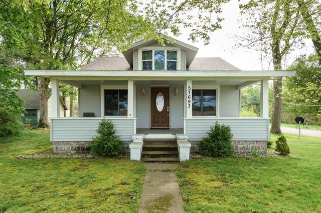 57693 N Main Street, Lockport Twp, MI 49093 (#66021015591) :: Real Estate For A CAUSE