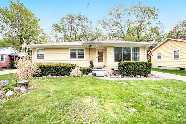 1887 E Ogden Avenue, BENTON TWP, MI 49022 (#69021015612) :: Alan Brown Group