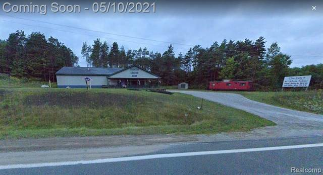 4785 N M-33, Rose Twp, MI 48654 (#2210032387) :: Real Estate For A CAUSE
