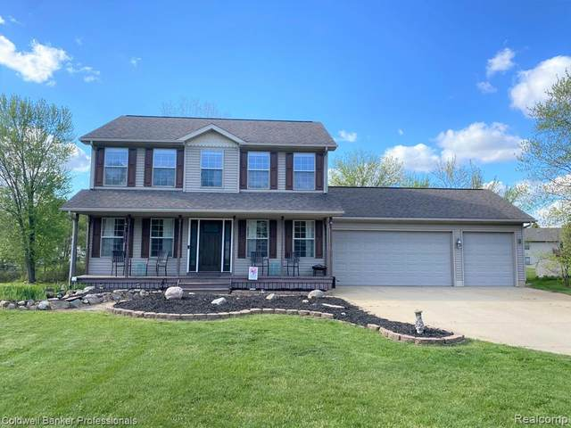 3090 Meadow Brook, Bennington Twp, MI 48867 (#2210032411) :: Novak & Associates