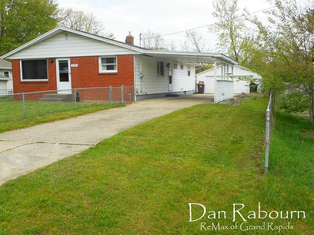 223 Marcus Street SW, Byron Twp, MI 49548 (#65021015624) :: Real Estate For A CAUSE