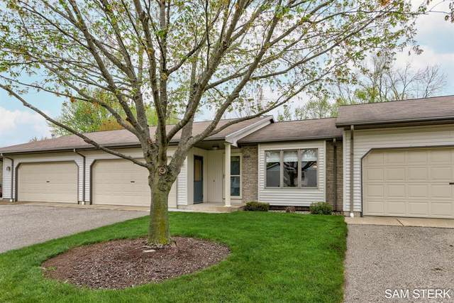6541 Green Mist Drive #256, Gaines Twp, MI 49316 (#65021015635) :: Real Estate For A CAUSE