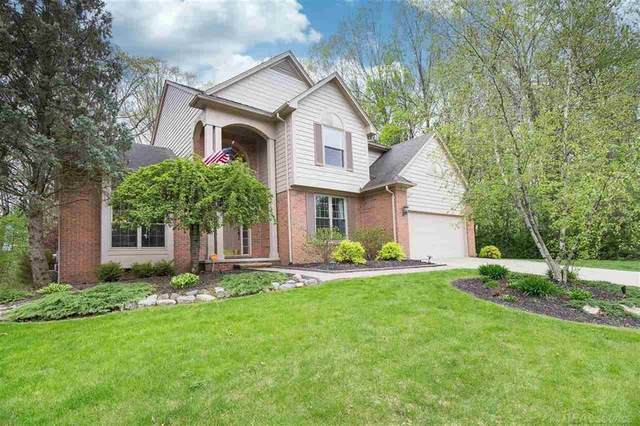 727 Lake Ridge Rd, Rochester Hills, MI 48307 (#58050040875) :: RE/MAX Nexus