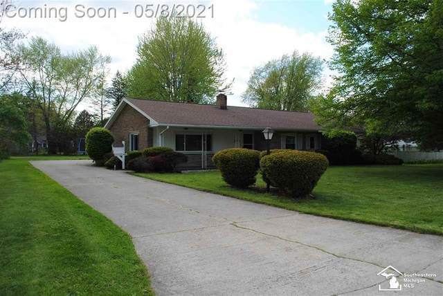 516 Depot St, Blissfield, MI 49228 (#57050040876) :: Real Estate For A CAUSE