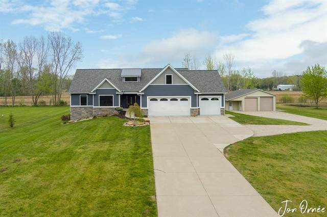 10291 Fawn Field Court, Olive Twp, MI 49464 (#65021015659) :: Real Estate For A CAUSE
