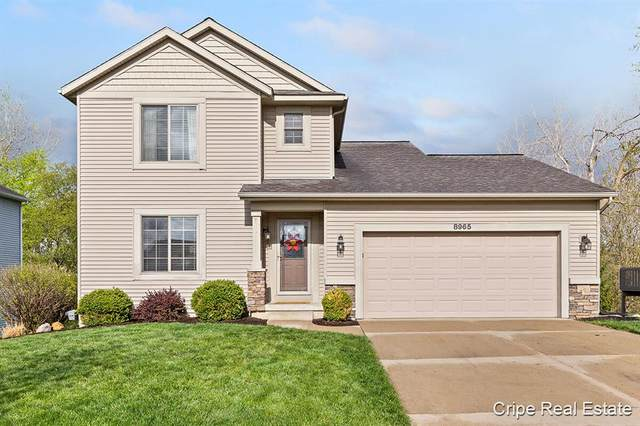 8965 Lenter Drive SE, Caledonia Twp, MI 49316 (#65021015677) :: Real Estate For A CAUSE