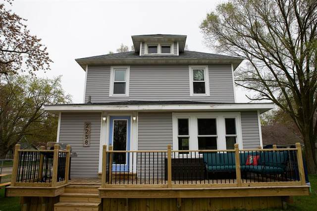 2258 Lincoln Street, Muskegon, MI 49441 (#71021015671) :: Real Estate For A CAUSE
