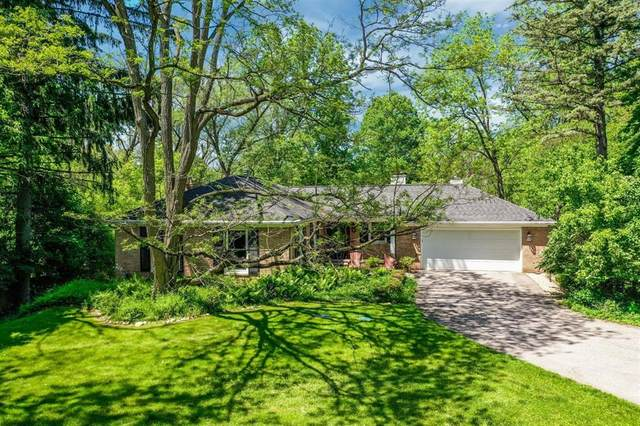 2834 Newport Road, Ann Arbor Twp, MI 48103 (#543280665) :: Real Estate For A CAUSE