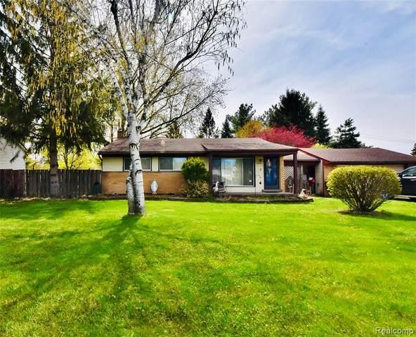 32501 Warren Road, Garden City, MI 48135 (#2210032520) :: Real Estate For A CAUSE