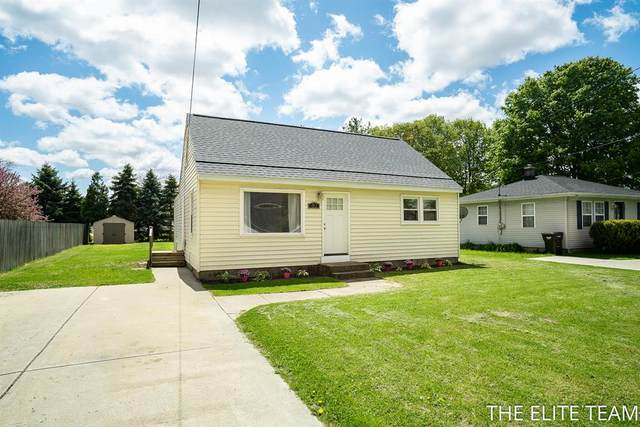 80 Violet Street SW, Byron Twp, MI 49548 (#65021015715) :: Real Estate For A CAUSE