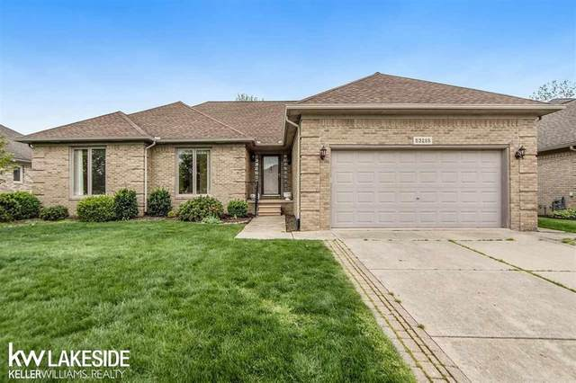 53285 Azalea, Macomb Twp, MI 48042 (#58050040905) :: RE/MAX Nexus