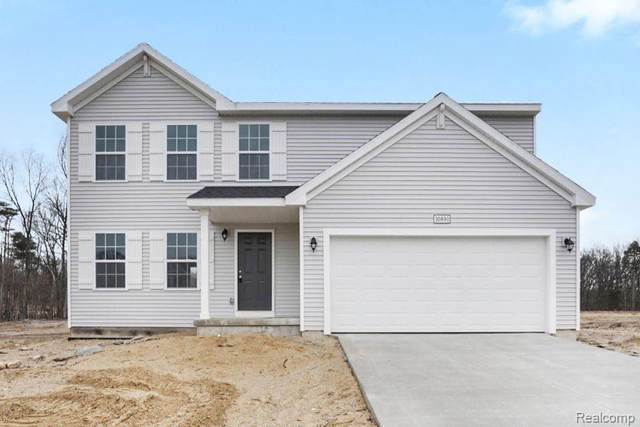 6316 Willowbrook Trail, Mundy Twp, MI 48473 (#2210032532) :: Real Estate For A CAUSE