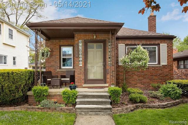 3114 Buckingham Avenue, Berkley, MI 48072 (#2210032537) :: RE/MAX Nexus