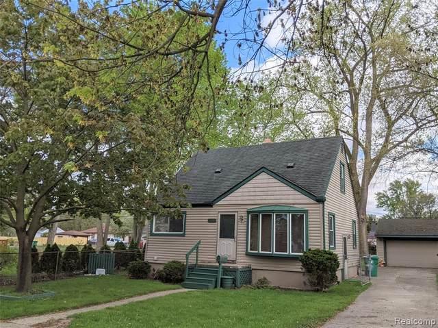 31735 Bock Street, Garden City, MI 48135 (#2210032545) :: BestMichiganHouses.com