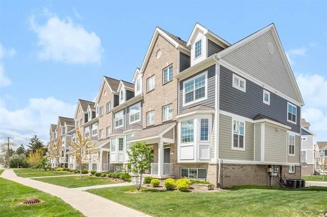 2516 W Liberty #20, Ann Arbor, MI 48103 (#543280663) :: Real Estate For A CAUSE