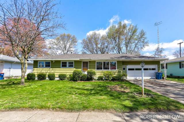 1434 Cornell Road, Roosevelt Park, MI 49441 (#71021015728) :: Real Estate For A CAUSE
