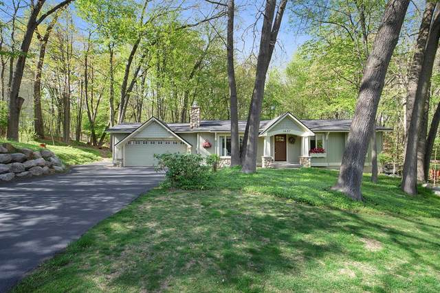 1637 Laraway Lake Drive SE, Cascade Twp, MI 49546 (#65021015740) :: Real Estate For A CAUSE