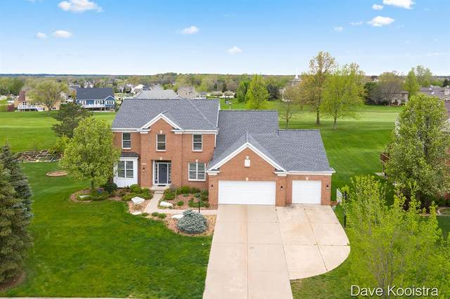 7401 Crystal View Drive SE, Gaines Twp, MI 49316 (#65021015787) :: Real Estate For A CAUSE