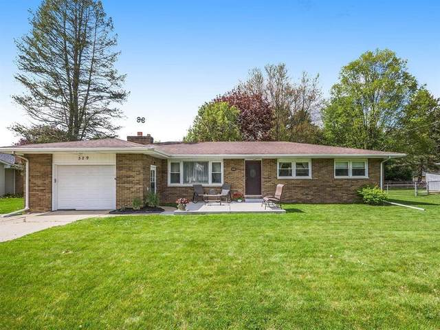 529 Hill Road, Marshall, MI 49068 (#64021015784) :: RE/MAX Nexus
