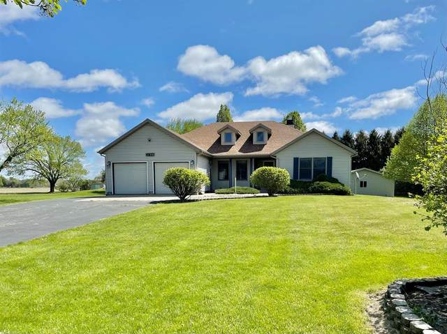 4817 Scottdale Road, Royalton Twp, MI 49085 (#69021015790) :: Real Estate For A CAUSE