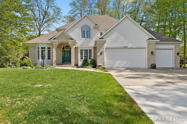 2536 Byron Station Drive SW, Byron Twp, MI 49315 (#65021015797) :: Real Estate For A CAUSE