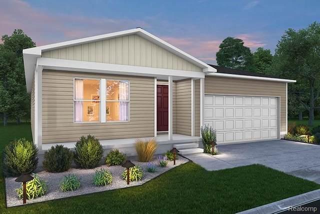 2217 Hunter Lane, Burton, MI 48519 (#2210032636) :: Real Estate For A CAUSE