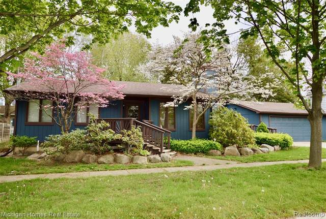 405 Elm Street, Flushing, MI 48433 (#2210032637) :: Real Estate For A CAUSE
