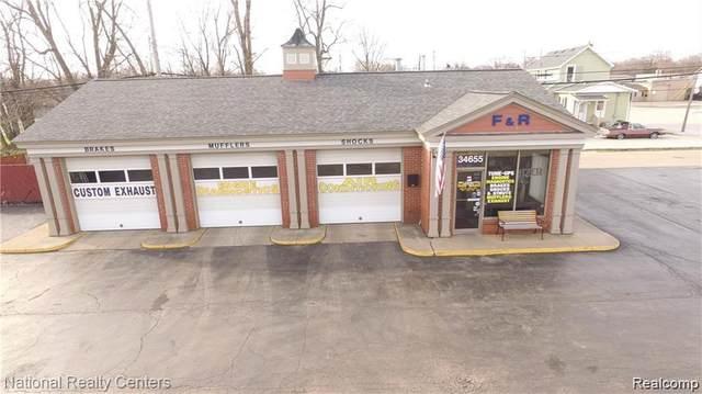 34655 E Michigan Avenue, Wayne, MI 48184 (#2210032642) :: National Realty Centers, Inc