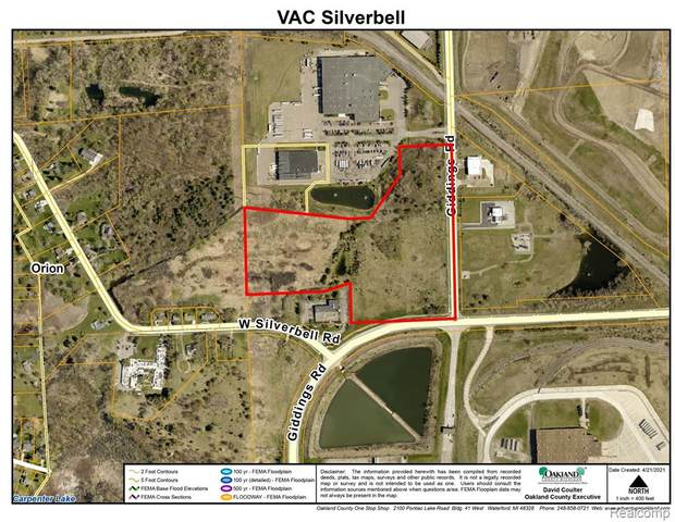 0000 Silverbell, Orion Twp, MI 48359 (#2210032666) :: Real Estate For A CAUSE