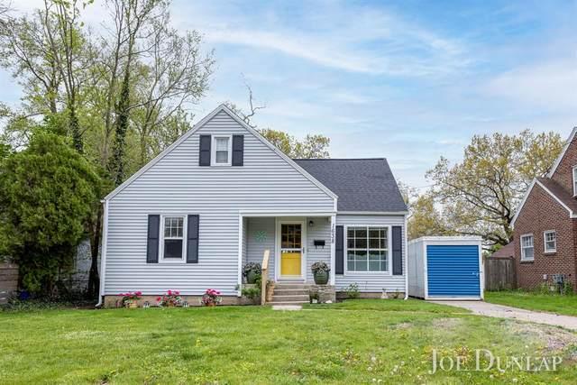 1638 Boston Street SE, Grand Rapids, MI 49506 (#65021015817) :: Real Estate For A CAUSE