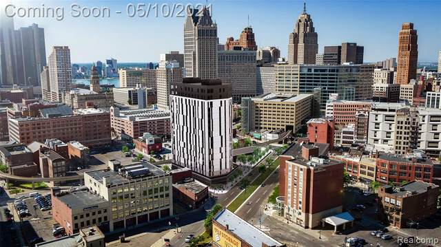 330 Gratiot Avenue #1601, Detroit, MI 48226 (#2210032685) :: Real Estate For A CAUSE