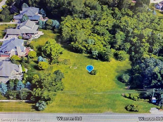 000 Warren, Canton Twp, MI 48187 (#2210032729) :: Real Estate For A CAUSE