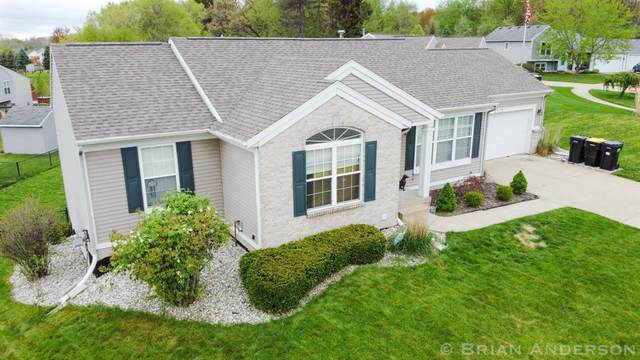 1173 N Trail Court NE, PLAINFIELD TWP, MI 49321 (#65021015846) :: RE/MAX Nexus